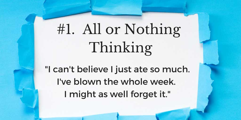 All or Nothing - Blog Post - Susi Lodola Counselling