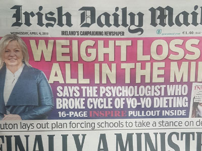 susi lodola irish daily mail