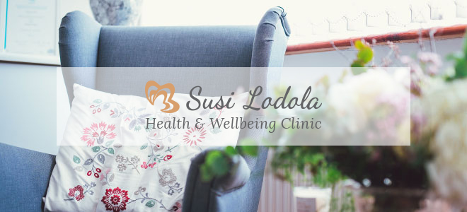 Health & Wellbeing Clinic - Susi Lodola Counselling